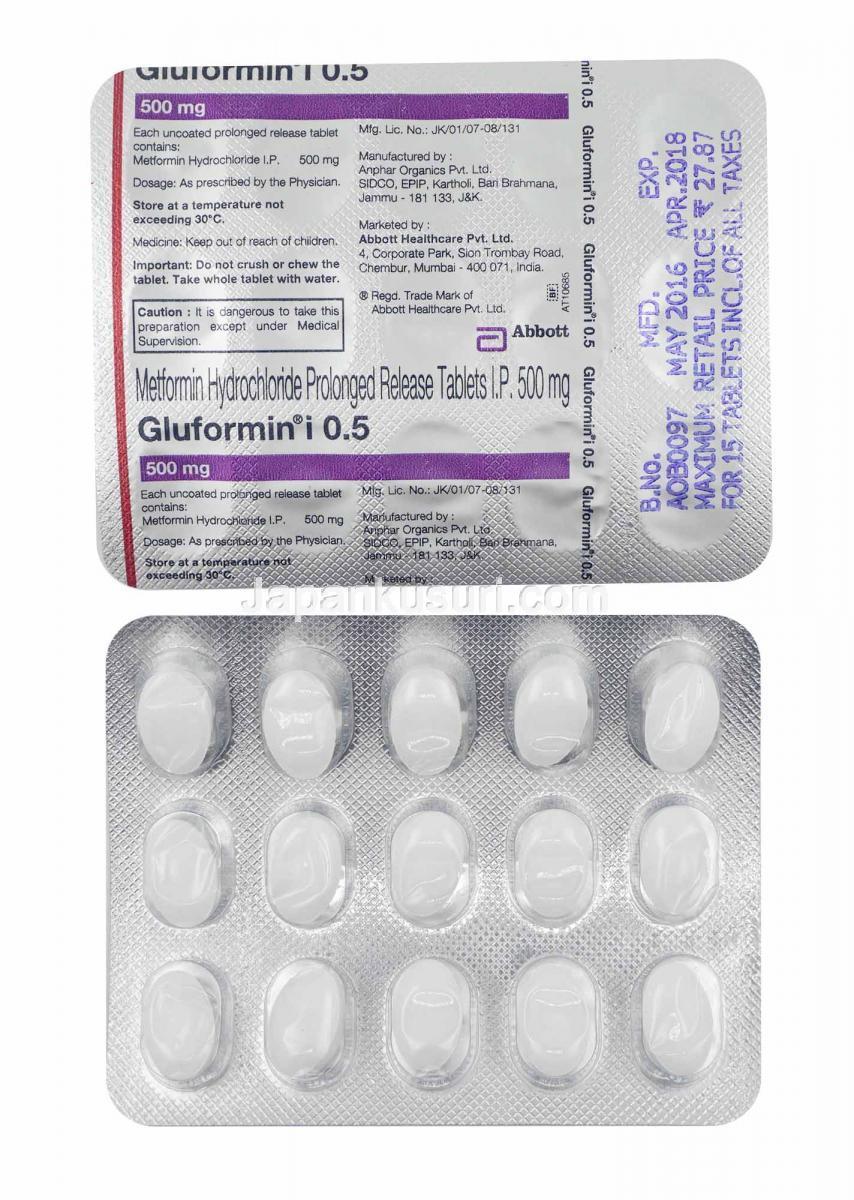 Glifor 1000 mg baclofen